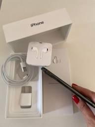 iPhone XS 256 gb na caixa com todos acessórios