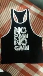 Camisas para treino