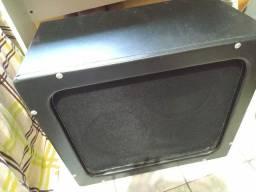 Caixa/Gabinete p/Guitarra 2x10 60W