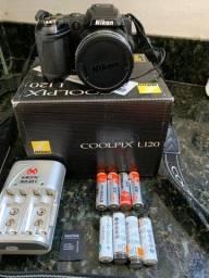 Vendo câmera Nikon