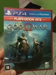 Jogo play 4 ( GOD of WAR)