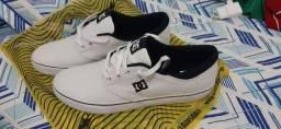Tênis DC Shoes Plaza Lite Branco