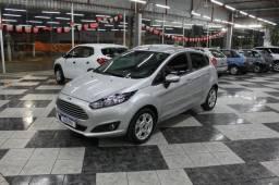 New Fiesta Hatch 1.6 versão SEL Automático 17/17 única dona Guerra Veículos 40 anoa