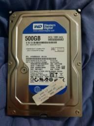 HD 500Gb Western Digital