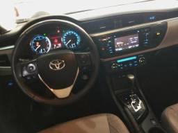 Toyota Corolla XEI 2.0 CVT - Prata igual a 0Km