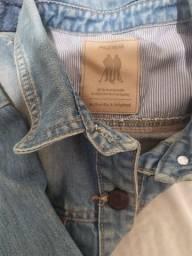 Jaqueta jeans polo wear