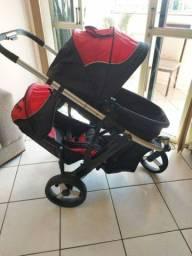 Vendo carrinho de bebê para gêmeos