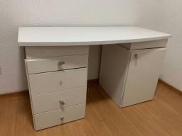 Escrivaninha Escritório 136x56x76cm