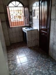 Casa na Antônio Everdosa esquina com a Barão do Triunfo