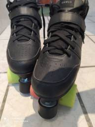 Patins oxelo quad 100, n , 41, 42,