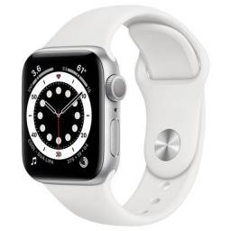 Apple Watch S6 (GPS) Caixa Aluminio Cinza 40MM Pulseira Esportiva