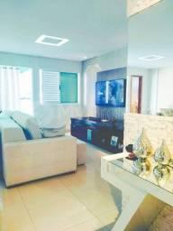 Apartamento 140 m², sendo 3 suítes completas em armários