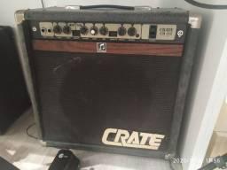 Cubo Guitarra Crate CR-112 USA anos 80 de 50w