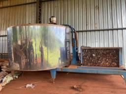 Refrigerador tanque de leite 1140 litros