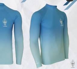 Camisa Lycra - Surf e esportes aquáticos
