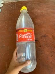 Garrafa de Coca-Cola retornável