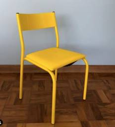 Cadeira Talk Amarela