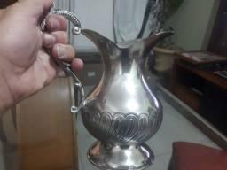 Jarra de prata  Luiz XV prataria Santa Rita