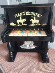 Piano country década de 80