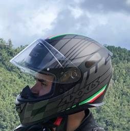 Capacete Axxis Italy