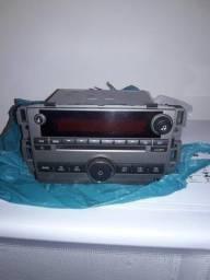 Radio Som Cd Players Original de Captiva Fujitsu