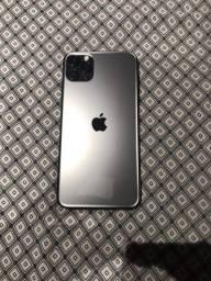 iPhone 11 Pro Max em perfeito estado, sem nenhum detalhe e com nota fiscal!