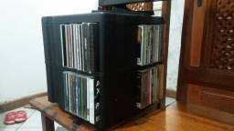 Coleção de CD's