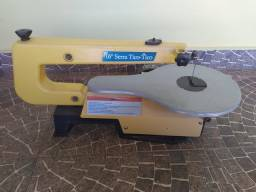 Troco Tico tico de bancada e furadeira de bancada por lixadeira politriz da deWalt