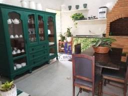 Título do anúncio: Casa com 4 dormitórios à venda, 171 m² por R$ 550.000,00 - Jardim Estoril - Bauru/SP