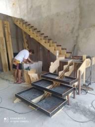 Título do anúncio: Escadas projetadas