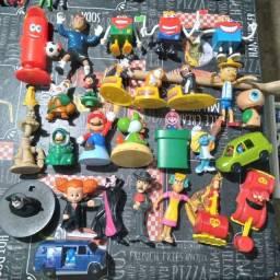 Brinquedos Vintage Mcdonald. Mc coleção. Ler descrição..