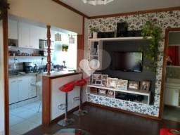 Apartamento à venda com 1 dormitórios em Jardim do salso, Porto alegre cod:28-IM438669