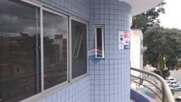 Apartamento com 2 dormitórios para alugar, 75 m² por R$ 1.100,00/mês - Santo Antônio - Gar