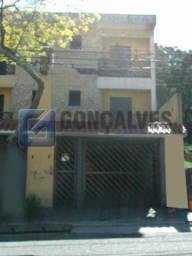 Apartamento à venda com 2 dormitórios em Vila lutecia, Santo andre cod:1030-1-122843