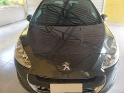 Peugeot 308 allure 1.6 Ano 2012/2013 Única dona com 79300 km rodados
