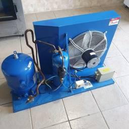 Título do anúncio: Unidade Condensadora Danfoss HJM064 5,5hp.