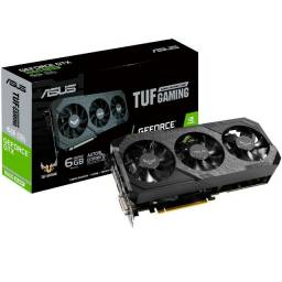 Placa de Vídeo Asus Tuf3 GTX 1660 Super