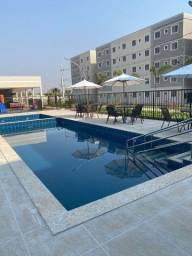 Título do anúncio: Ágio Apartamento Coxipó Com 2 Quintal Privativo