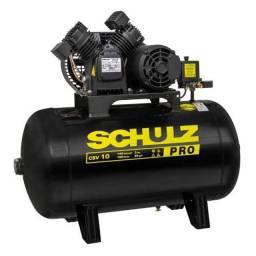 Título do anúncio: Compressor 100 litros  schulz