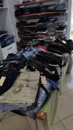 Roupa jeans direto da fábrica