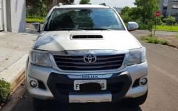 Hilux SRV 2014 aut. 4x4 Diesel