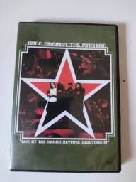 Título do anúncio: DVD Rage Against The Machine Live at The Grand Olimpic Auditorium