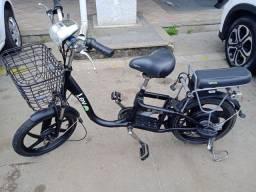 Bicicletas elétricas com garantias e notas fiscais