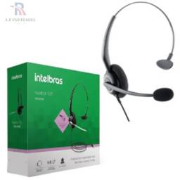 Headset Duplo Para Cisco Avaya Yealink Tx11 Amplificado Rj9