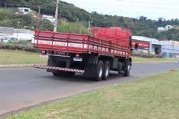 Carroceria de madeira para truck