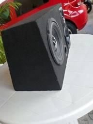 Caixa subwoofer 650w