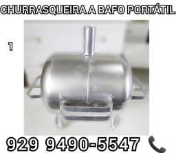 churrasqueira portatil a bafo entrega gratis  %%#@!