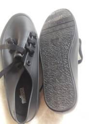 Tênis melissa ulitra sneaker preto