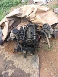Motor 1.0 16v power de Gol!!Ótimo motor
