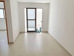 Apartamento com 2 dormitórios à venda, 50 m² por R$ 182.95 - Altiplano - João Pessoa/PB